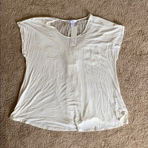Motherhood Maternity 1X shirt